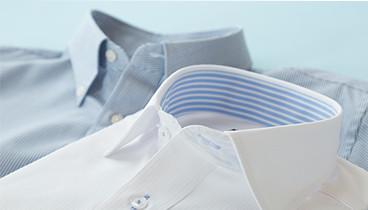 一工場で1日平均500着のYシャツを洗います!